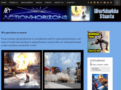Action Horizon Stunts