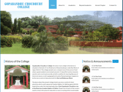 Gopabandhu Choudhury College