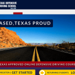 Texas Defensive Driving School